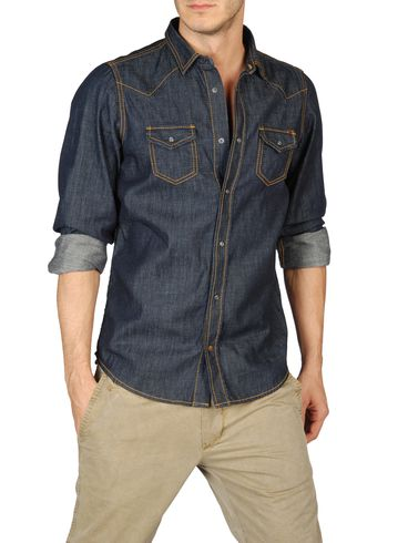 DIESEL - Shirts - SONORA