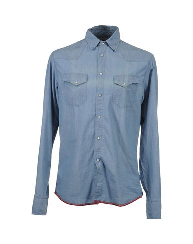 GUY ROVER - Denim shirt