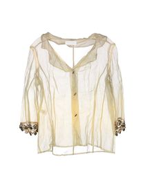 CARLO PIGNATELLI - Shirt with 3/4-length sleeves