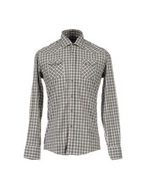 GREY DANIELE ALESSANDRINI - Long sleeve shirt