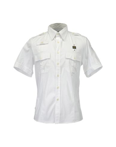 BLAUER - Short sleeve shirt