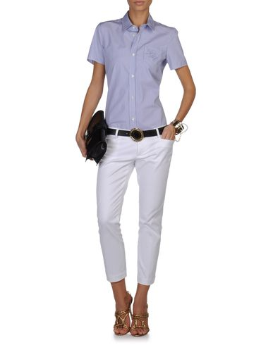 DSQUARED2 - Camicia maniche corte