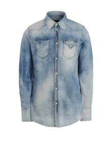 Denim shirt - DSQUARED2