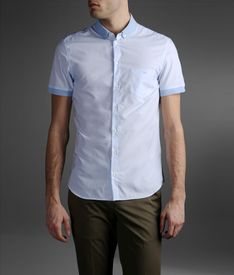 EMPORIO ARMANI - Short sleeve shirt