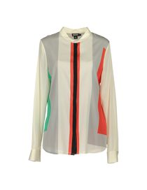 DONNA KARAN - Long sleeve shirt