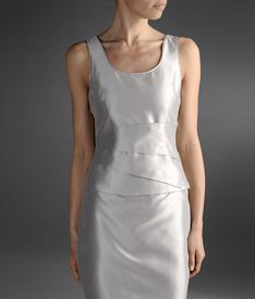 ARMANI COLLEZIONI - Sleeveless top