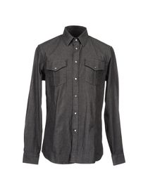 CLASS ROBERTO CAVALLI - Denim shirt