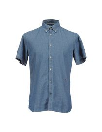 PEUTEREY - Denim shirt