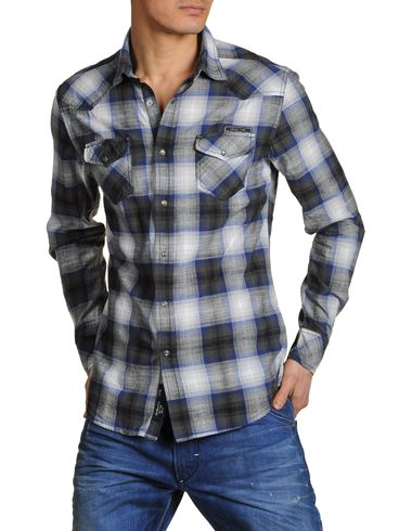 DIESEL - Camisa - SULPHUR-R