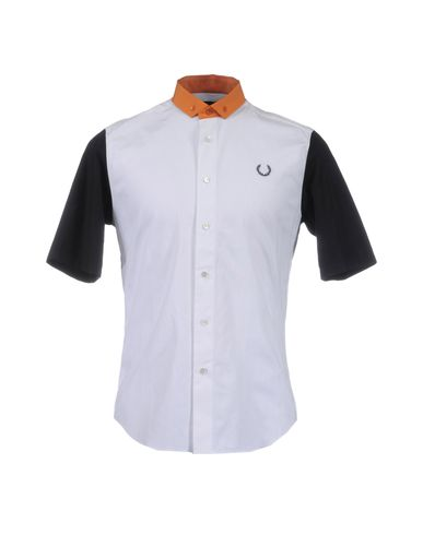 RAF SIMONS FRED PERRY - Shirts