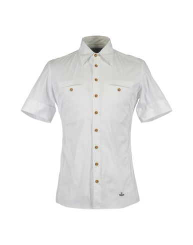 VIVIENNE WESTWOOD MAN - Short sleeve shirt