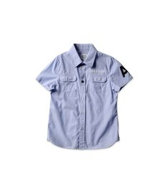 ARMANI JUNIOR - Short sleeve shirt