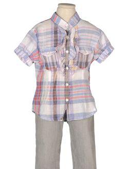 NOLITA POCKET - РУБАШКИ - Рубашки с короткими рукавами
