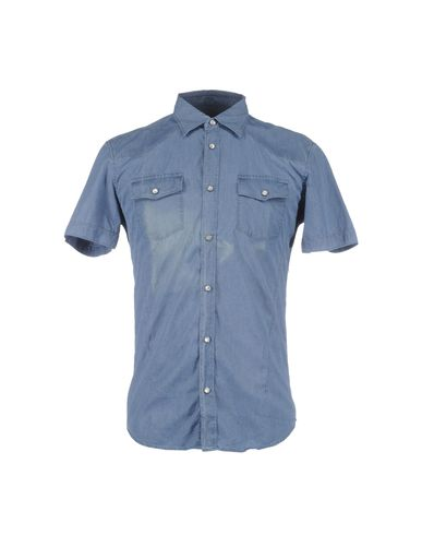 ZZEGNA - Denim shirt