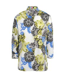 Shirt with 3-4-length sleeves - MSGM