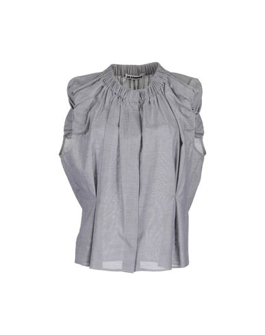 JIL SANDER - Sleeveless shirt