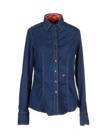 LE SARTE PETTEGOLE - Denim shirt