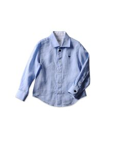ARMANI JUNIOR - Long sleeve shirt