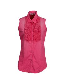 AGLINI - Sleeveless shirt