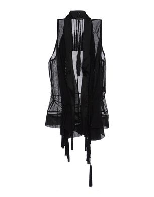 ANN DEMEULEMEESTER - Sleeveless shirt