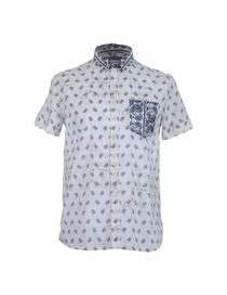 PIERRE BALMAIN - Short sleeve shirt