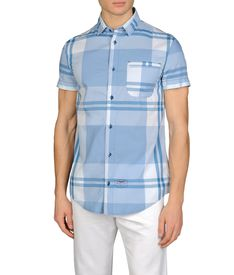 ARMANI JEANS - Short sleeve shirt