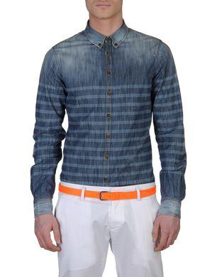 DSQUARED2 Denim shirt U S74DL0434S30114 f