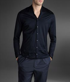EMPORIO ARMANI - Long sleeve shirt