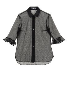 Shirt with 3-4-length sleeves - CARVEN