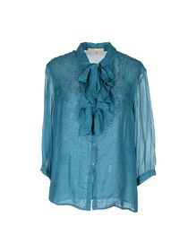 L' AUTRE CHOSE - Shirt with 3/4-length sleeves