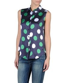 ARMANI JEANS - Sleeveless shirt