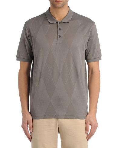 Argyle Polo Shirt