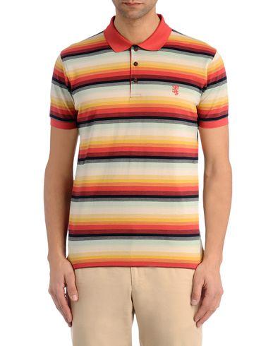 Multi-Stripe Polo Shirt