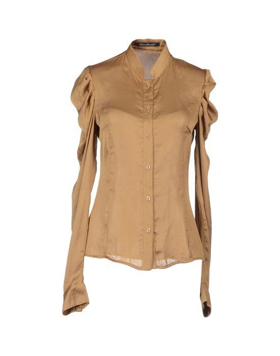 VERDE SMERALDO Рубашка с длинными рукавами