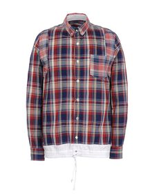 Long sleeve shirt - SACAI