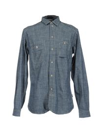 PAUL SMITH JEANS - Denim shirt