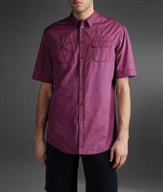 ARMANI COLLEZIONI - Short sleeve shirt