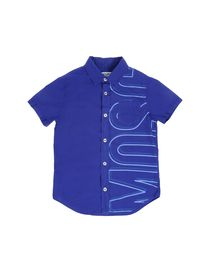 MOSCHINO TEEN - Short sleeve shirt