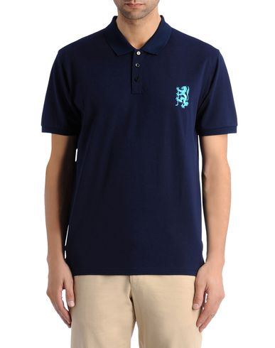 Oversized Lion Polo Shirt