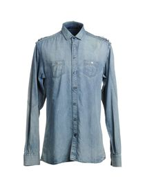 NEIL BARRETT - Denim shirt