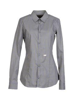 DSQUARED2 - РУБАШКИ - Рубашки с длинными рукавами