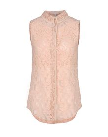Sleeveless shirt - VICTORIA BECKHAM