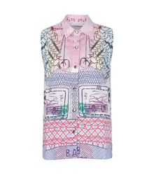 Sleeveless shirt - MARY KATRANTZOU / CURRENT ELLIOTT