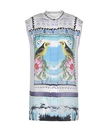 Sleeveless shirt - MARY KATRANTZOU