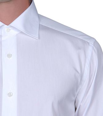 ERMENEGILDO ZEGNA: Formal Shirt  - 38316023NW