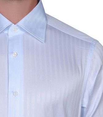 ERMENEGILDO ZEGNA: Formal Shirt  - 38316031LI