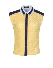 Sleeveless shirt - OSTWALD HELGASON