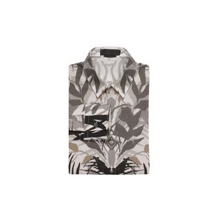 ALEXANDER MCQUEEN, Classic Shirt, Palm Print Shirt