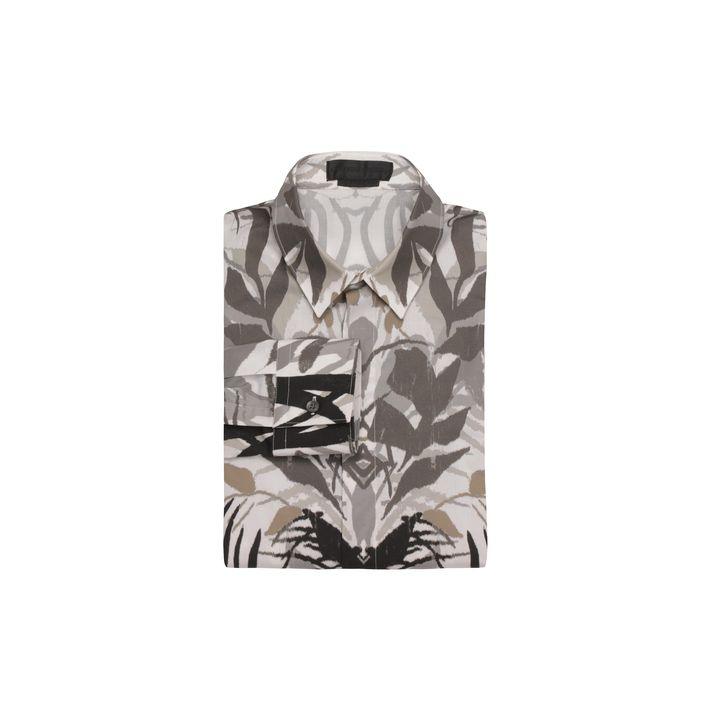 Alexander McQueen, Palm Print Shirt