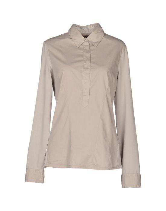 EUROPEAN CULTURE Рубашка с длинными рукавами